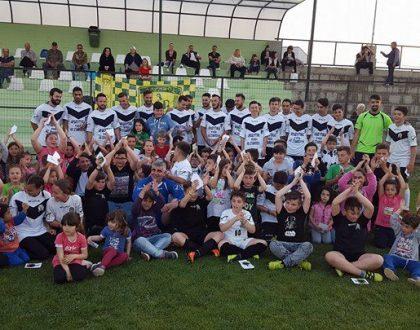 Ποδοσφαιρική γιορτή του Α.Σ. Ολύνθου