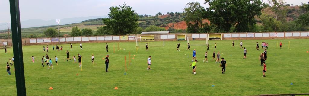 Εκδήλωση για  την λήξη της ποδοσφαιρικής χρονιάς 2017-18